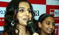 Vidya Balan promotes Paa on Big FM