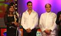 Akshay & Deepika grace Saregama Finale
