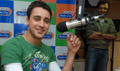 Imran Khan promotes I Hate Love Stories at Radio City