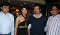 Anil Kapoor, Shakti with entire family and Aruna Shields at the Mr Singh Mrs Mehta premiere