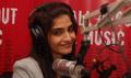 Sonam Kapoor promotes IHLS at Fever FM
