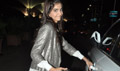 Sonam Kapoor returns from Ahmedabad IHLS Promotions
