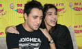 Imran and Sonam promote IHLS at Radio Mirchi