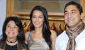 Neha Dhupia, Isha Koppikar, Diana Hayden at Vogue-Ritu Kumar fashion showcase