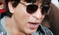 Shahrukh, Kajol & Karan return from London