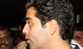 Karan Johar interacts with crowds at Cinemax