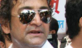 Mahesh Manjrekar seeks blessing at Siddhivinayak for his film City of Gold