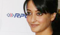 Raima Sen at the launch of The Japanese wife DVD