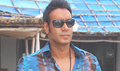 Ajay Devgan Poses For OUATIM Promotions