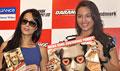 Arbaaz, Malaika and Sonakshi Unveil Dabangg DVD
