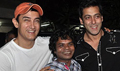 Aamir, Salman, Rani, Juhi and Sachin Tendulkar watch Peepli Live