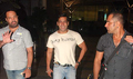 Salman with Dabang Team After Music Launch In Delhi
