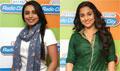 Rani & Vidya Promote No One Killed Jessica at Radiocity
