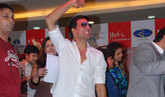 Tees Maat Khan Stars at R City Mall after the release