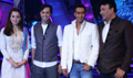 Ajay & Kangna promote once Upon a time in Mumbai on Indian Idol