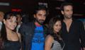Arshad Warsi, Sherlyn Chopra, Prateik Babbar at Salt premiere