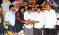Chiranjeevi at Rajendra Audio Launch