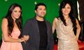 Himesh shoots new music video for his film Damadam