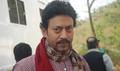 Irfan on location of film Pranam Walekum