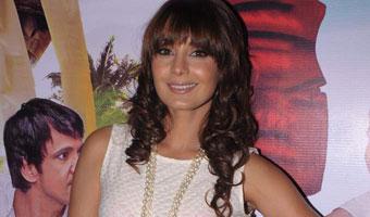 Minissha Lamba promotes Bheja Fry 2