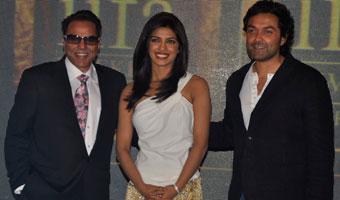 Priyanka, Deols & Double Dhamaal team at IIFA press conference