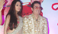 Ria Sen and Vinay Pathak at Tere Mere Phere Music Launch