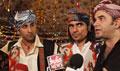 'Rockstar' visits the Hazrat Nizamuddin Dargah in Delhi
