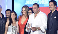 Sanjay Dutt Launches the Music of the flim 'Azaan'