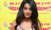 Sarah Jane Dias promote Game on Radio Mirchi