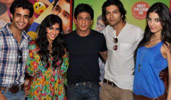 Shahrukh Khan at 'Always Kabhi Kabhi' promotions