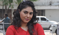 Sherin Meets Press For Abhayam