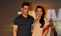 Aamir Khan & Rani Mukherjee At The Music Launch Of Talaash