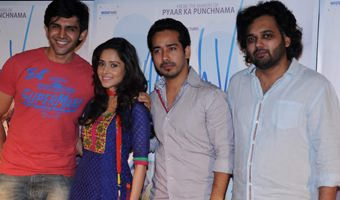 Trailer Launch Of Movie Akaash Vani