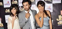 Barfi promotions on the sets of Jhalak Dikhla Ja