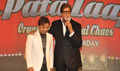 Big B Launches The Music Of Ata Pata Lapata