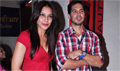 Bipasha and Dino watch Raaz together