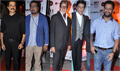 Celebrities at the Premiere of Chittagong