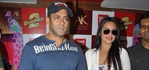 Salman & Sonakshi Promote Dabangg 2 at Cafe Coffee Day