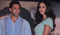 Salman And Katrina Promote Movie Ek Tha Tiger