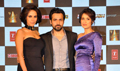 Emraan Hashmi and Neha Dhupia at 'Rush' Press Conference