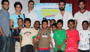 Screening of movie Fatso at Ketnav