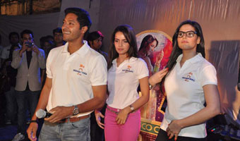 Housefull 2 Cast at DJ Sanghvi College Fest