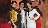 Press Conference Of Movie jab Tak Hai Jaan