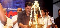 Karmayodha Movie Pooja