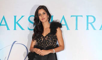Katrina Kaif Unveils New Nakshatra Logo And New Brand Campaign