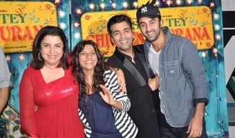 Screening of Movie Luv Shuv Tey Chicken Khurana