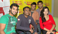 Lovely Movie Team at Radio Mirchi