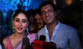 Madhur And Kareena Seek Bappa's Blessing For Heroine
