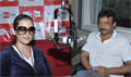 Manisha & RGV Promote 'Bhoot Returns' at 92.7 BIG FM
