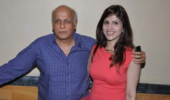 Maryada Book Launch By Mahesh Bhatt